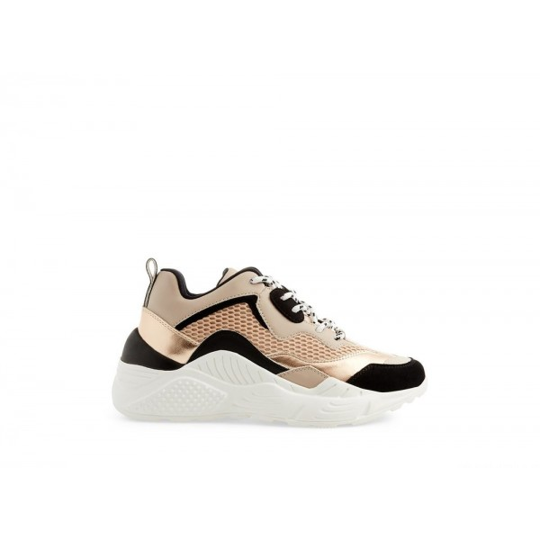 Clearance Sale - Steve Madden Women's Sneakers ANTONIA Rose Multi