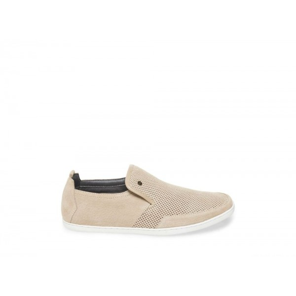 Christmas Deals 2019 - Steve Madden Men's Casual FADING NATURAL NUBUCK