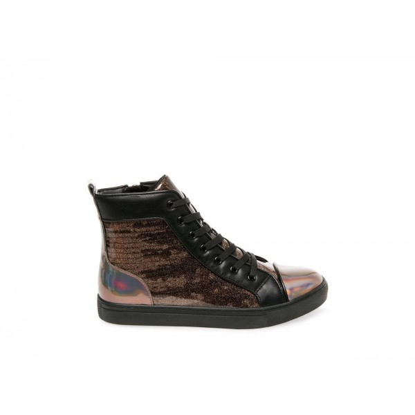 Clearance Sale - Steve Madden Men's Casual ZODIAC GUNMETAL