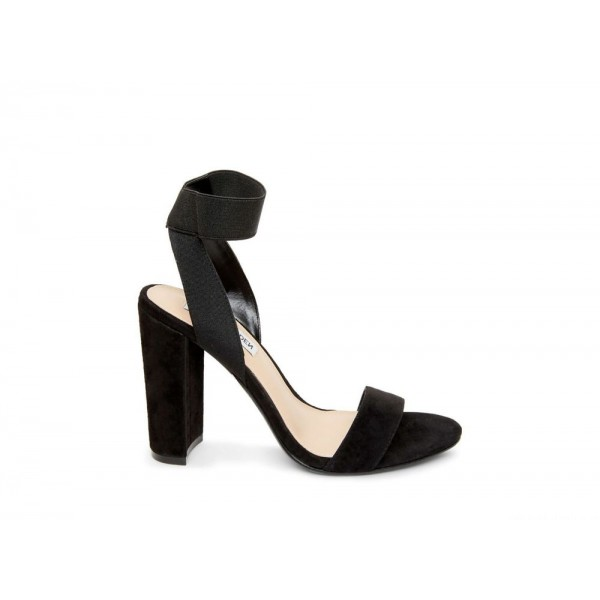 Steve Madden Women's Heels CELEBRATE Black Black Friday 2020