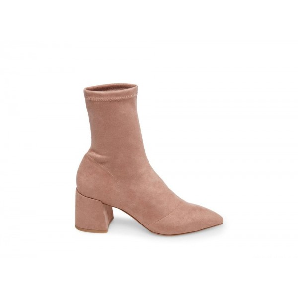 Clearance Sale - Steve Madden Women's Booties RESPECT NUDE