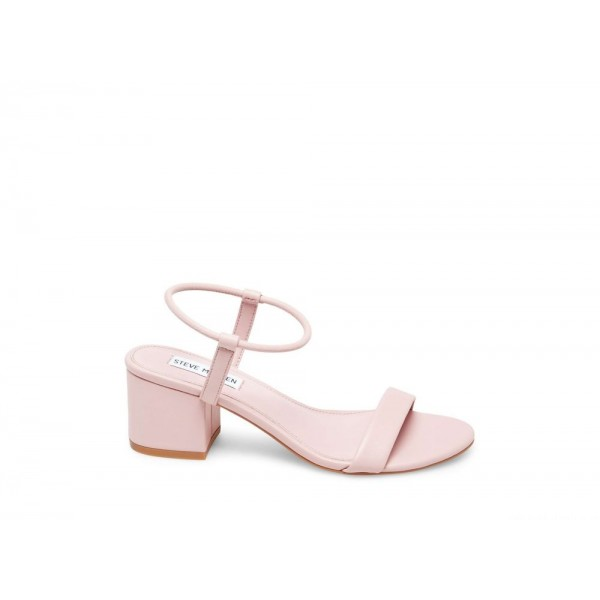 Clearance Sale - Steve Madden Women's Heels IDA Light Pink