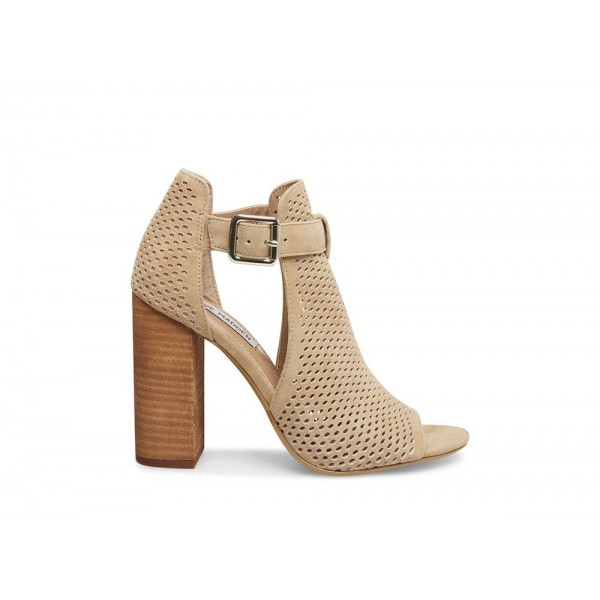 Clearance Sale - Steve Madden Women's Heels SHAUNA Taupe Suede