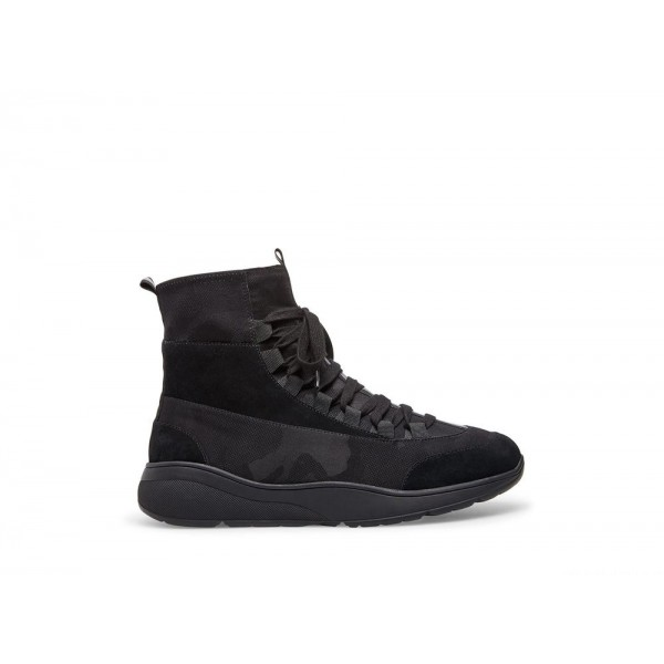 Clearance Sale - Steve Madden Men's Casual CONCEALED Black CAMO