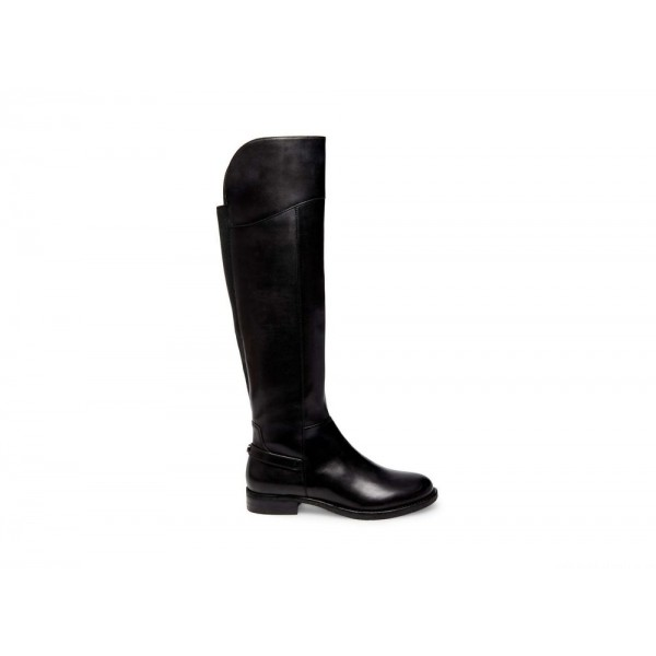 Christmas Deals 2019 - Steve Madden Women's Boots MARIANNE Black Leather
