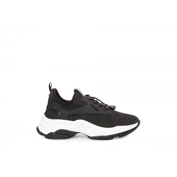 Clearance Sale - Steve Madden Women's Sneakers MYLES Black/Grey