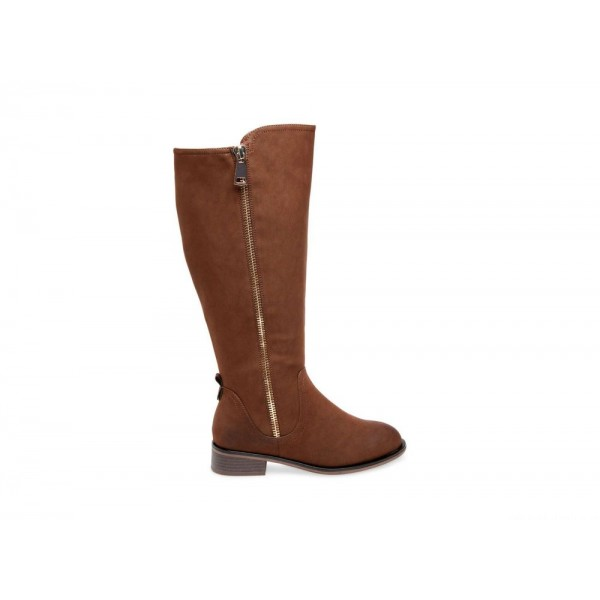Steve Madden Women's Boots RHAPSODY Brown