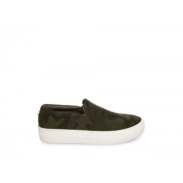 Clearance Sale - Steve Madden Women's Sneakers GILLS CAMOUFLAGE