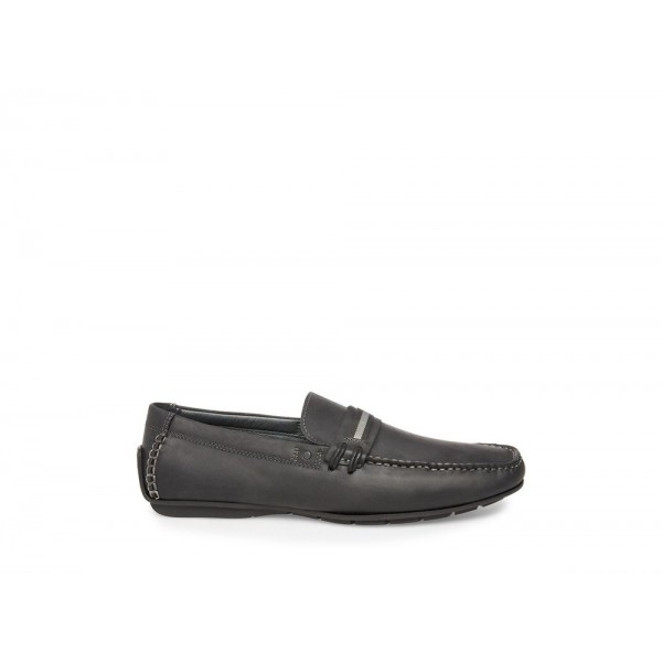 Clearance Sale - Steve Madden Men's Casual GRAB Black Leather
