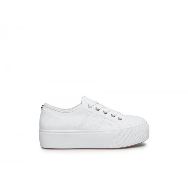 Clearance Sale - Steve Madden Women's Sneakers EMMI WHITE