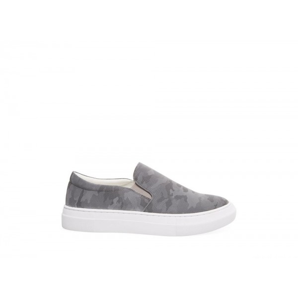 Clearance Sale - Steve Madden Men's Sneakers PLATINUM Grey CAMO