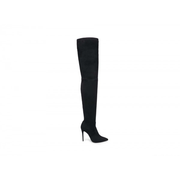 Steve Madden Women's Boots Dominique Black Black Friday 2020