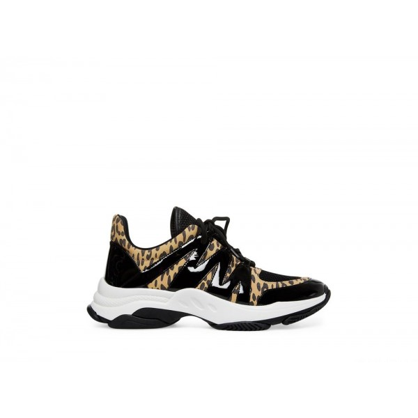 Clearance Sale - Steve Madden Men's Sneakers COPPER LEOPARD