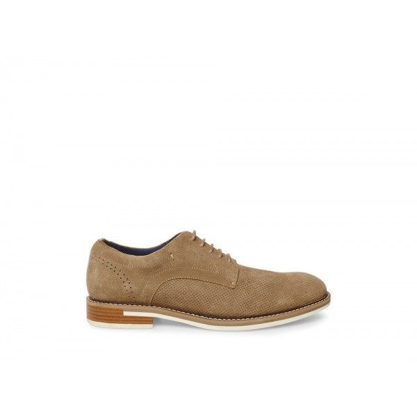 Steve Madden Men's Casual STAMP Taupe Suede